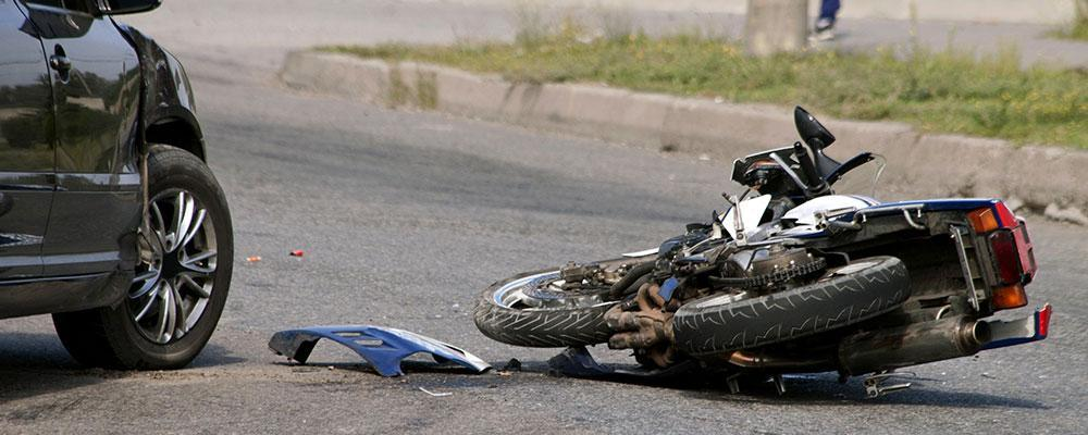 Elburn Motorcycle Crash Injury Lawyer